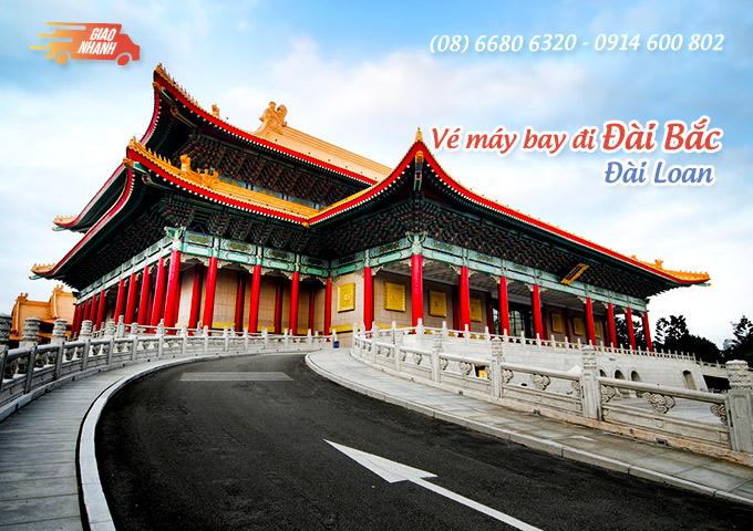 Vé máy bay đi Đài Bắc (Đài Loan)