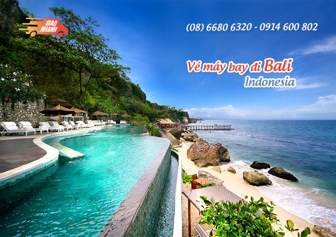 Vé máy bay đi Bali (Indonesia)