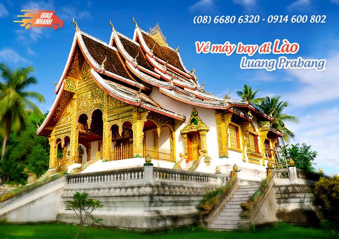 Vé máy bay đi Luang Prabang (Lào)