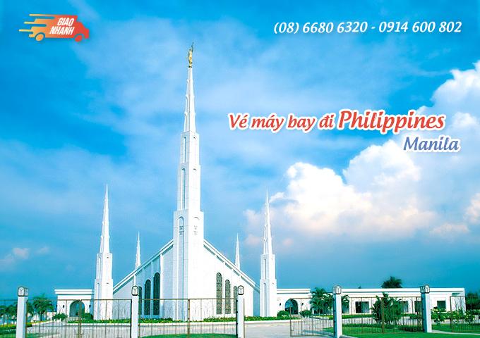 Vé máy bay đi Manila (Philippies)