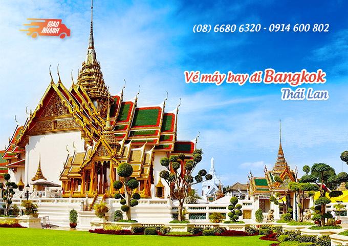 Vé máy bay đi Bangkok (Thái Lan)