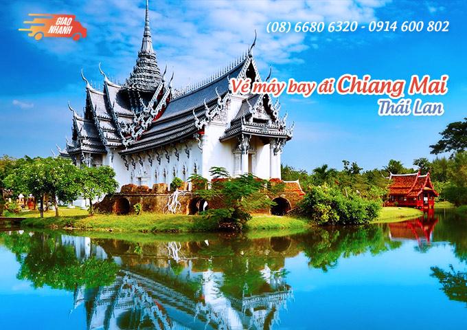 Vé máy bay đi Chiang Mai (Thái Lan)