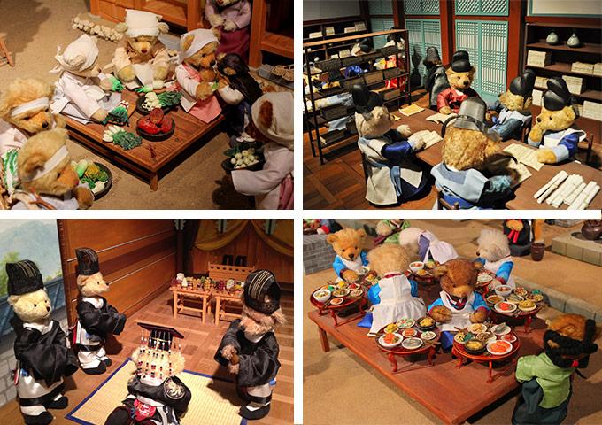 Vé máy bay đi Hàn Quốc khám phá bảo tàng gấu Teddy, đảo Jeju