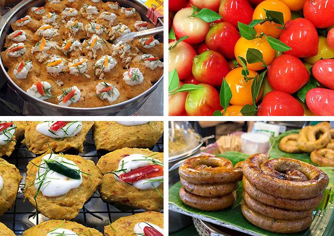 Vé máy bay đi Thái Lan thưởng thức món ăn đậm chất Thái ở chợ Or Tor Kor, Bangkok