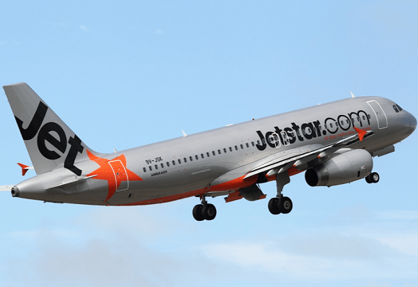 Kinh nghiệm đi máy bay Jetstar