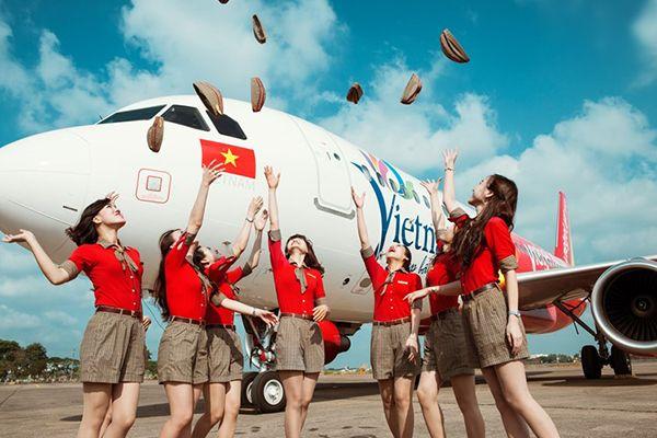 Thời gian bay từ Hà Nội đến Vinh